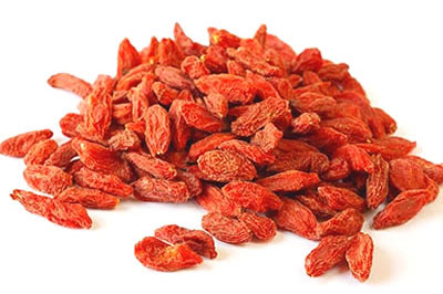 Raw Goji Berries