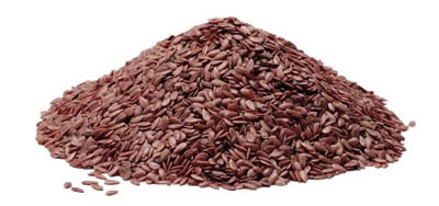 Raw Organic Flax Seeds